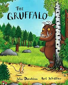 The Gruffalo, Front Cover